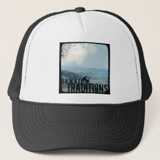 Hawaii Traditions Vintage Beach Photo Hat