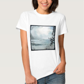 Hawaii Traditions Vintage Makapuu Fitted T-Shirt