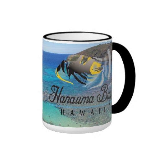 Hawaii Trigger Fish Coffee Cup Coffee Mug