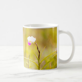Hawaii Tropical Wild Orchid - Volcanoes Nat'l Park Coffee Mug