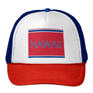 Hawaii Trucker Hat