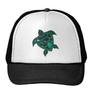 Hawaii Turtle and Hawaii Islands Trucker Hat