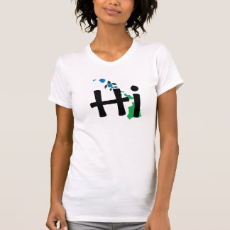 Hawaii Turtle and Islands T-Shirt