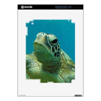 Hawaii Turtle Honu Decals For iPad 2