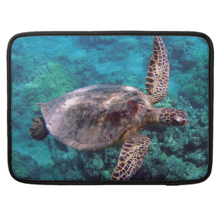 Hawaii Turtle Honu Sleeve For MacBooks