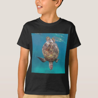 Hawaii Turtle Shell T-Shirt