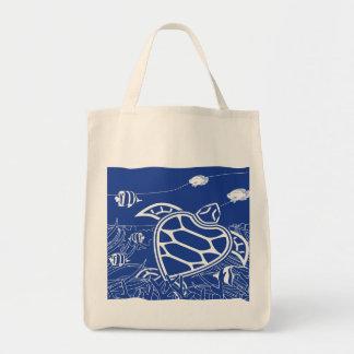 Hawaii Turtle Shopping Bag