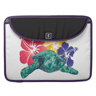 Hawaii Turtle Sleeve For MacBook Pro