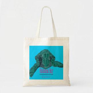 Hawaii Turtle Tote Bag