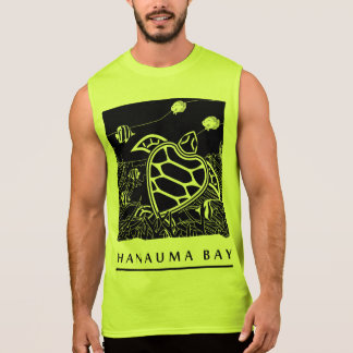 Hawaii Turtle Sleeveless Shirt
