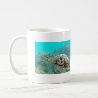 Hawaii Turtles - Honu Coffee Mug