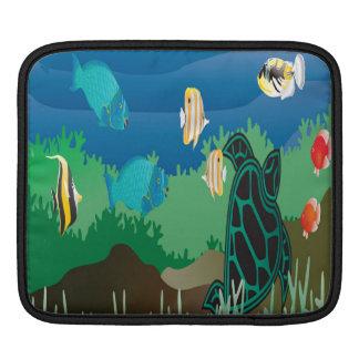 Hawaii Under Water World iPad Sleeve