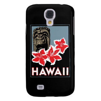 hawaii united states usa art deco retro travel samsung s4 case