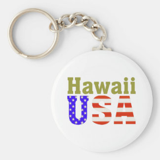 Hawaii USA! Key Chain