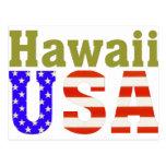 Hawaii USA! Post Cards