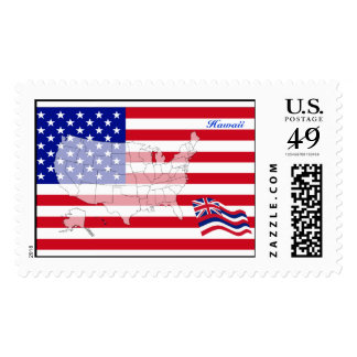 Hawaii, USA Postage