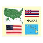 Hawaii, USA Postcard