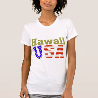 Hawaii USA! Tshirt