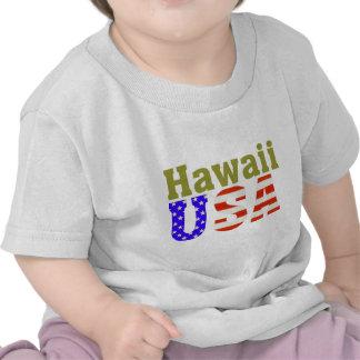 Hawaii USA! Tees