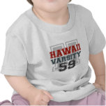 Hawaii Varsity 59 T Shirt