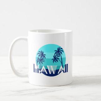 Hawaii Vintage Coffee Mug Proud Hawaiian Retro