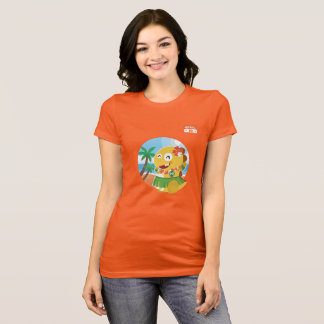 Hawaii VIPKID T-Shirt (orange)