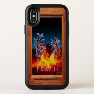Hawaii volcano OtterBox symmetry iPhone x case