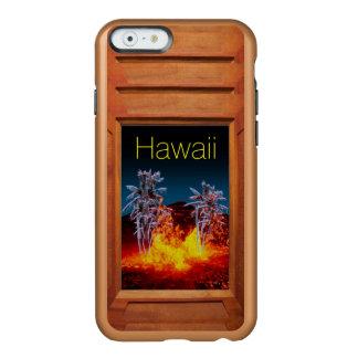 Hawaii volcanoes incipio feather shine iPhone 6 case