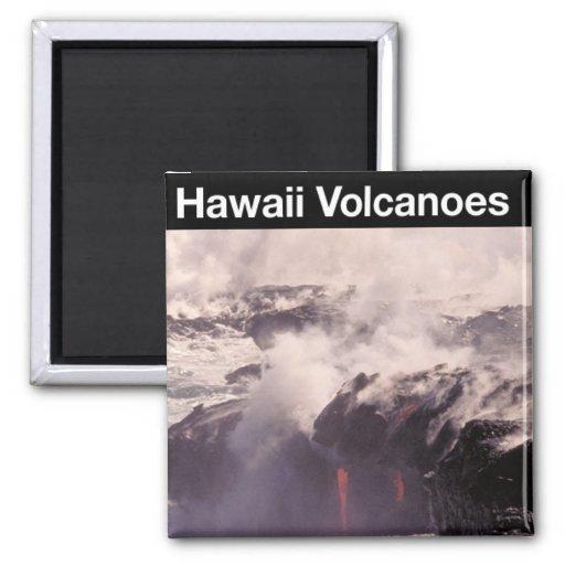 Hawaii Volcanoes National Park Fridge Magnet