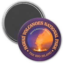 Hawaii Volcanoes National Park Magnet