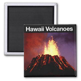Hawaii Volcanoes National Park Refrigerator Magnet
