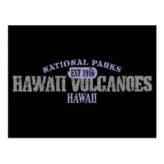 Hawaii Volcanoes National Park Post Cards