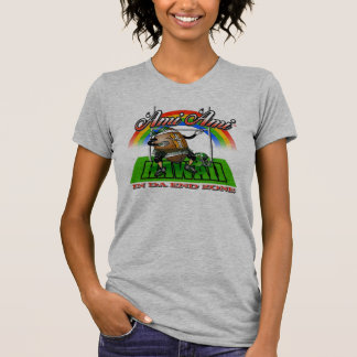 Hawaii Warriors 'Ami 'Ami In Da End Zone T-Shirt