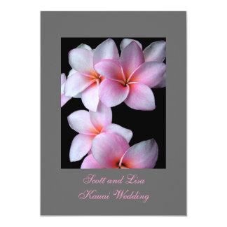 Hawaii Wedding Announcement