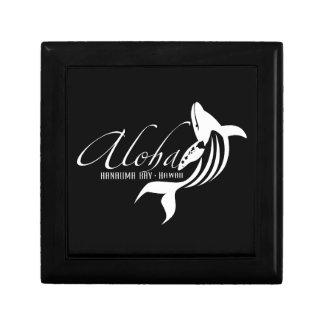 Hawaii Whale Aloha Gift Box