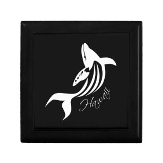 Hawaii Whale Gift Box