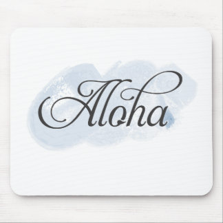 Hawaiian - Aloha Mouse Pad