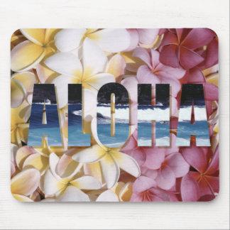 "Hawaiian ""Aloha"" Mousepad"
