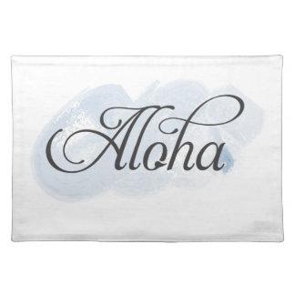 Hawaiian - Aloha Placemats