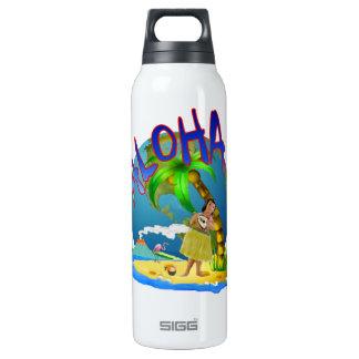 Hawaiian Aloha Thermos Bottle