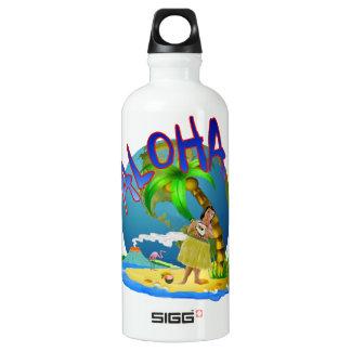 Hawaiian Aloha Water Bottle