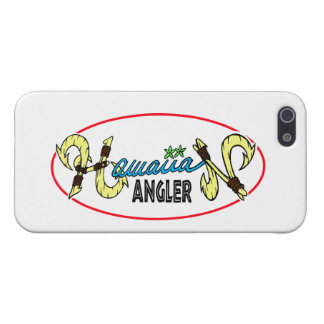 Hawaiian Angler Cover For iPhone SE/5/5s