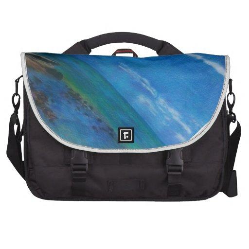 Hawaiian Bliss Laptop Commuter Bag