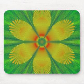 Hawaiian Bloom Mousepad