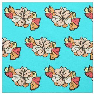 Hawaiian Blossom Fabric