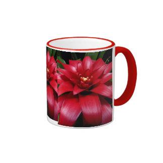 Hawaiian Bromeliad Coffee Mugs