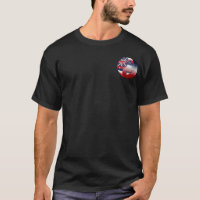 Hawaiian by Blood - Honu globe T-Shirt