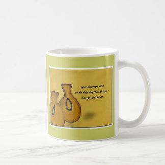 Hawaiian Chant Classic White Coffee Mug