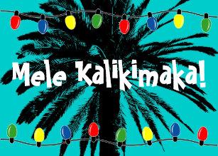 Hawaiian christmas cards zazzle hawaiian christmas cards mele kalikimaka m4hsunfo