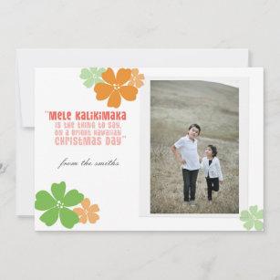 Hawaiian christmas cards zazzle hawaiian christmas holiday photo card m4hsunfo